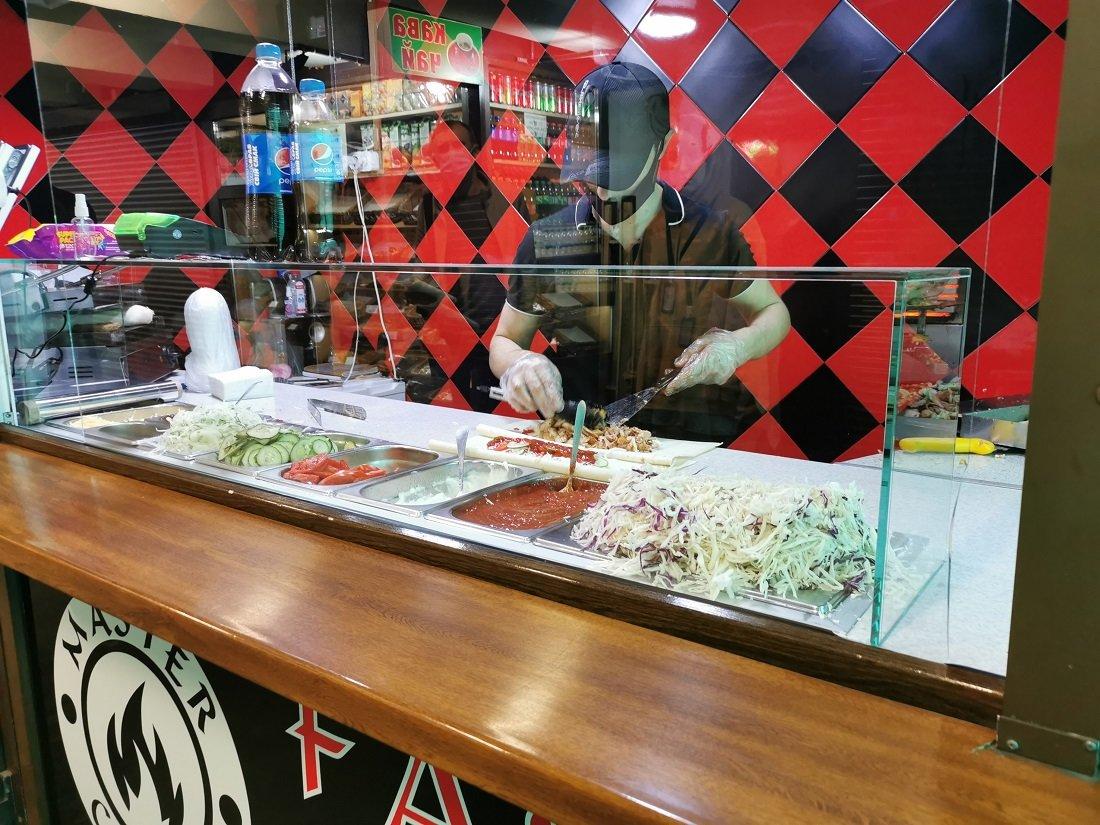 Лучшие места в Киеве с уличной едой