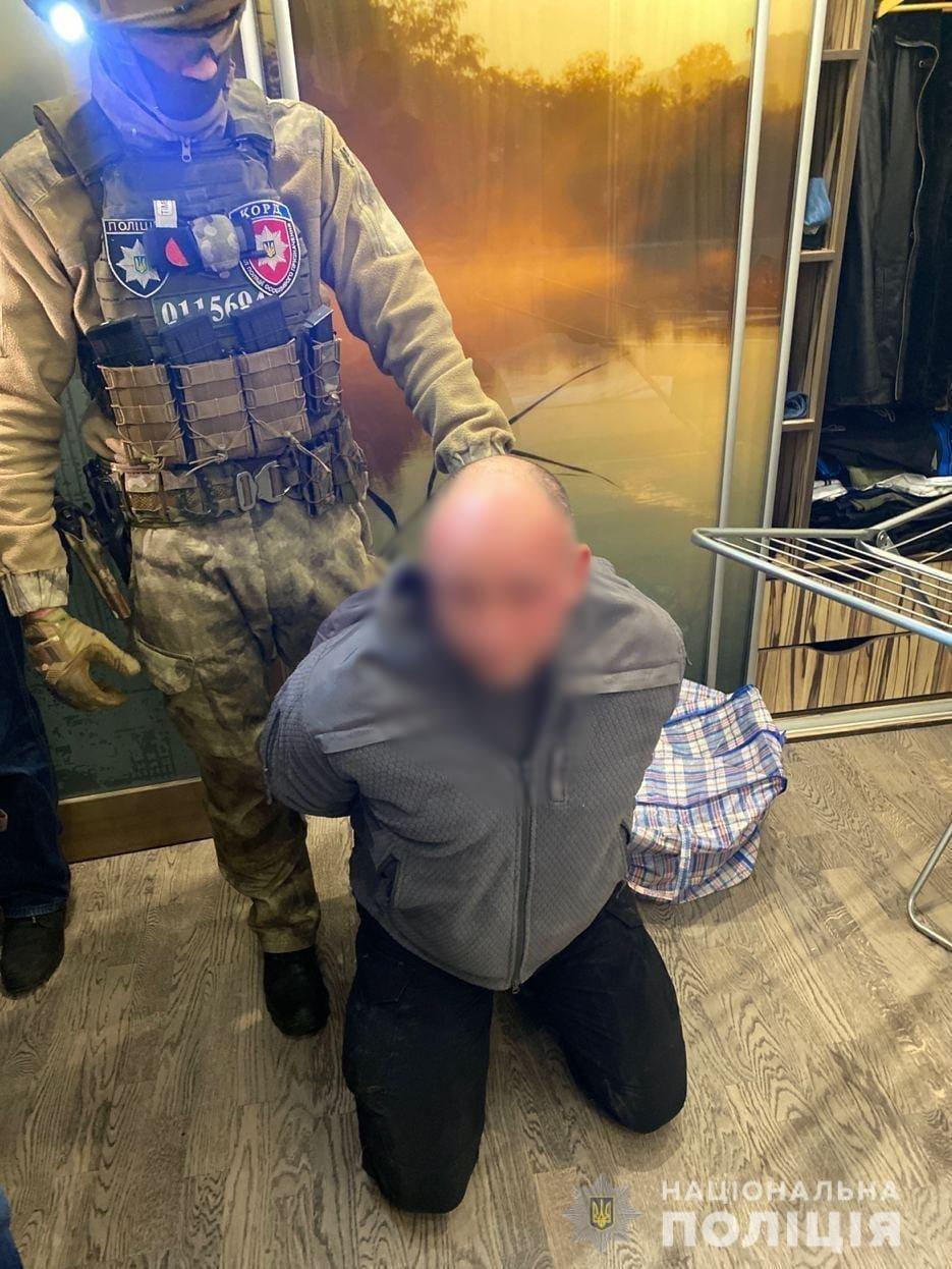 Задержали членов транснациональной преступной организации