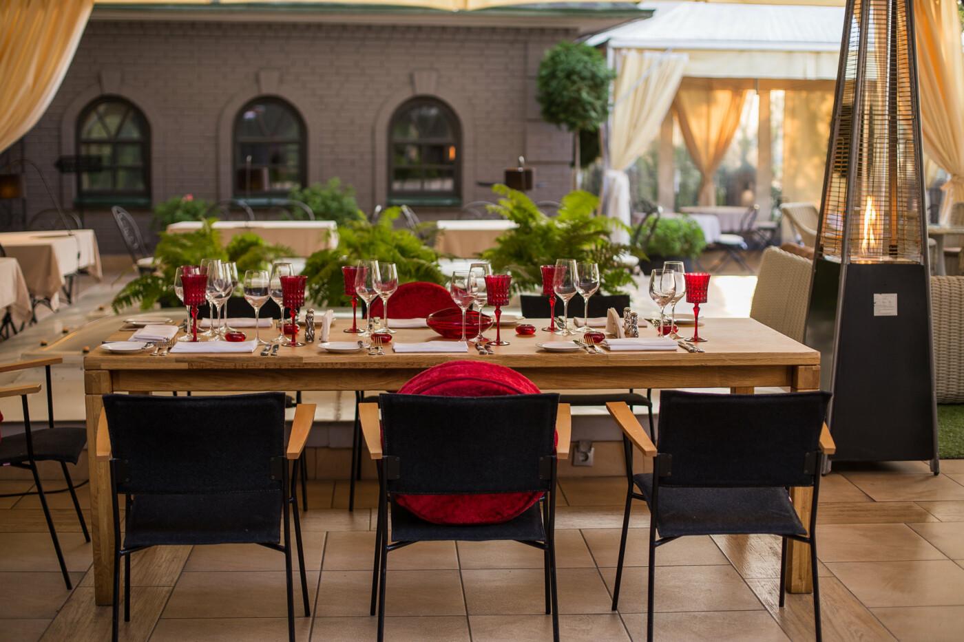 Где поужинать в Киеве: ТОП-5 атмосферных мест для прекрасного вечера