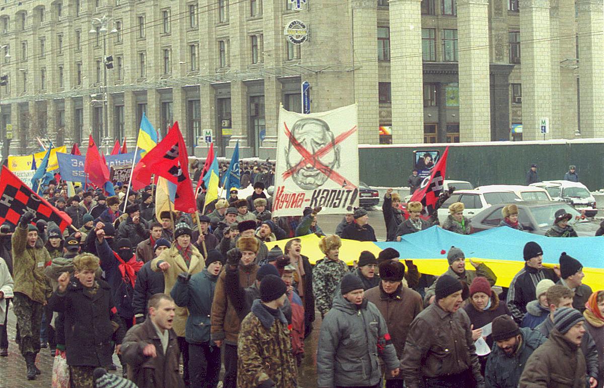Майдан в прошлом и теперь: как менялась главная площадь Киева