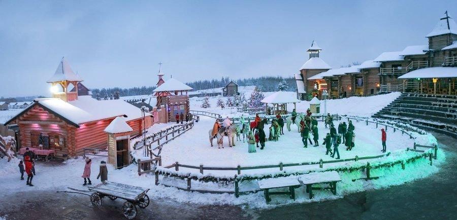 Куда сходить с детьми на новогодние праздники в Киеве?, фото-21