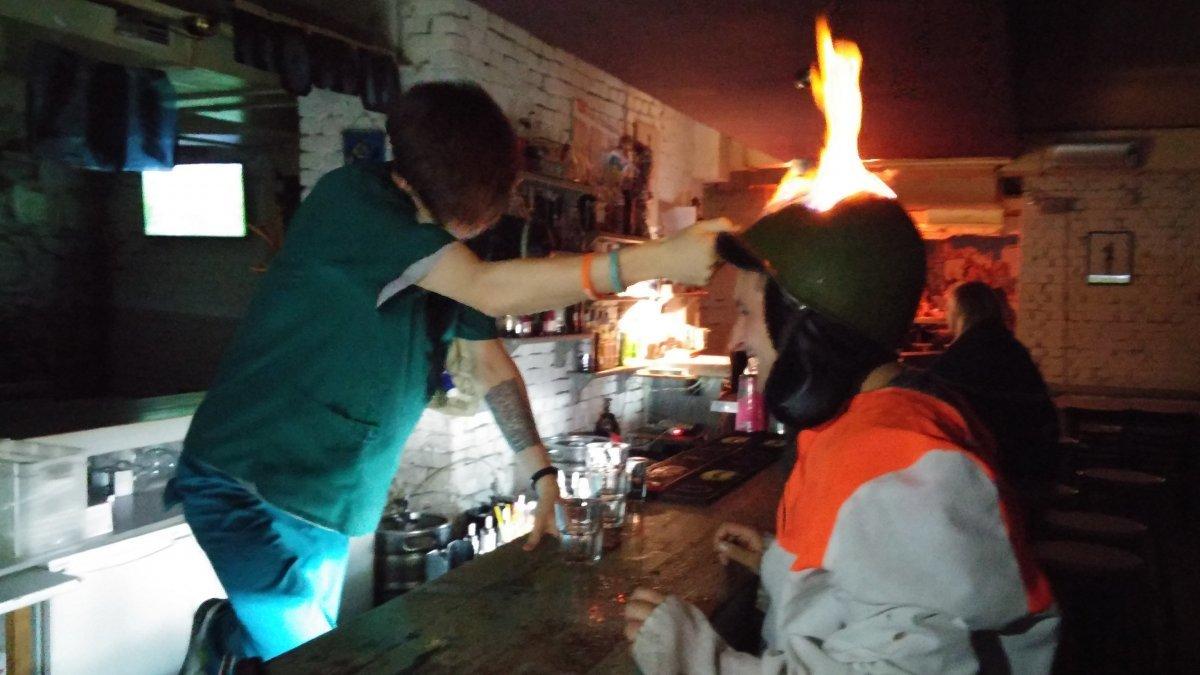Попробуй найди: секретные заведения в Киеве, ФОТО