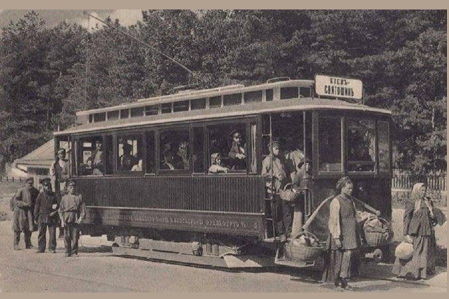 ТОП-10 фактов о киевском трамвае, о которых вы не знали