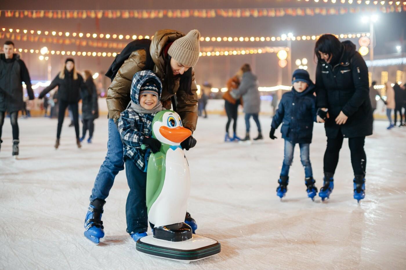 Где в Киеве покататься на коньках: цены, локации, график работы