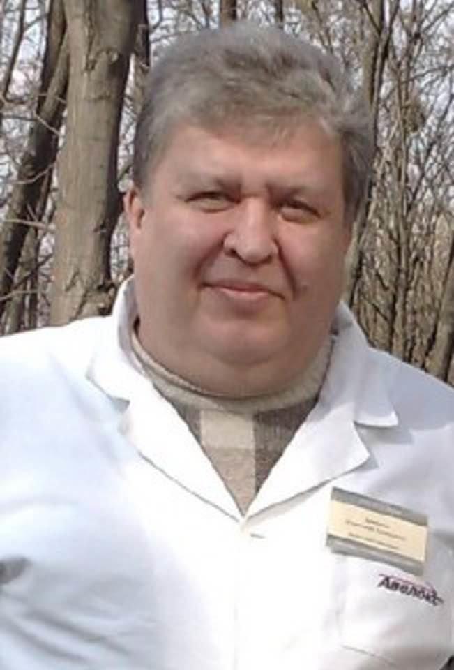Александр Евгеньевич Артемов, заведующий инфекционной реанимации 5-й больницы Киева.