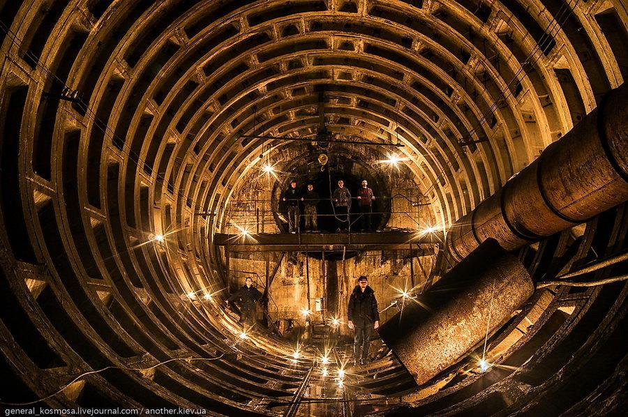 Каким могло быть метро в Киеве. Проекты, о которых забыли, Фото: General Kosmosa Livejournal