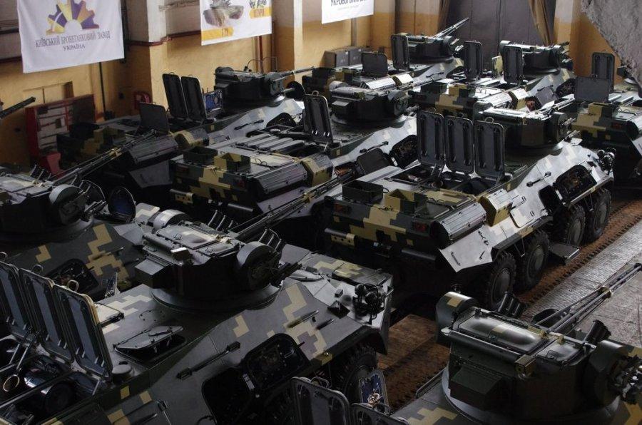 Кладбище танков в Киеве: где находиться и как туда попасть, Фото: kbtz com ua