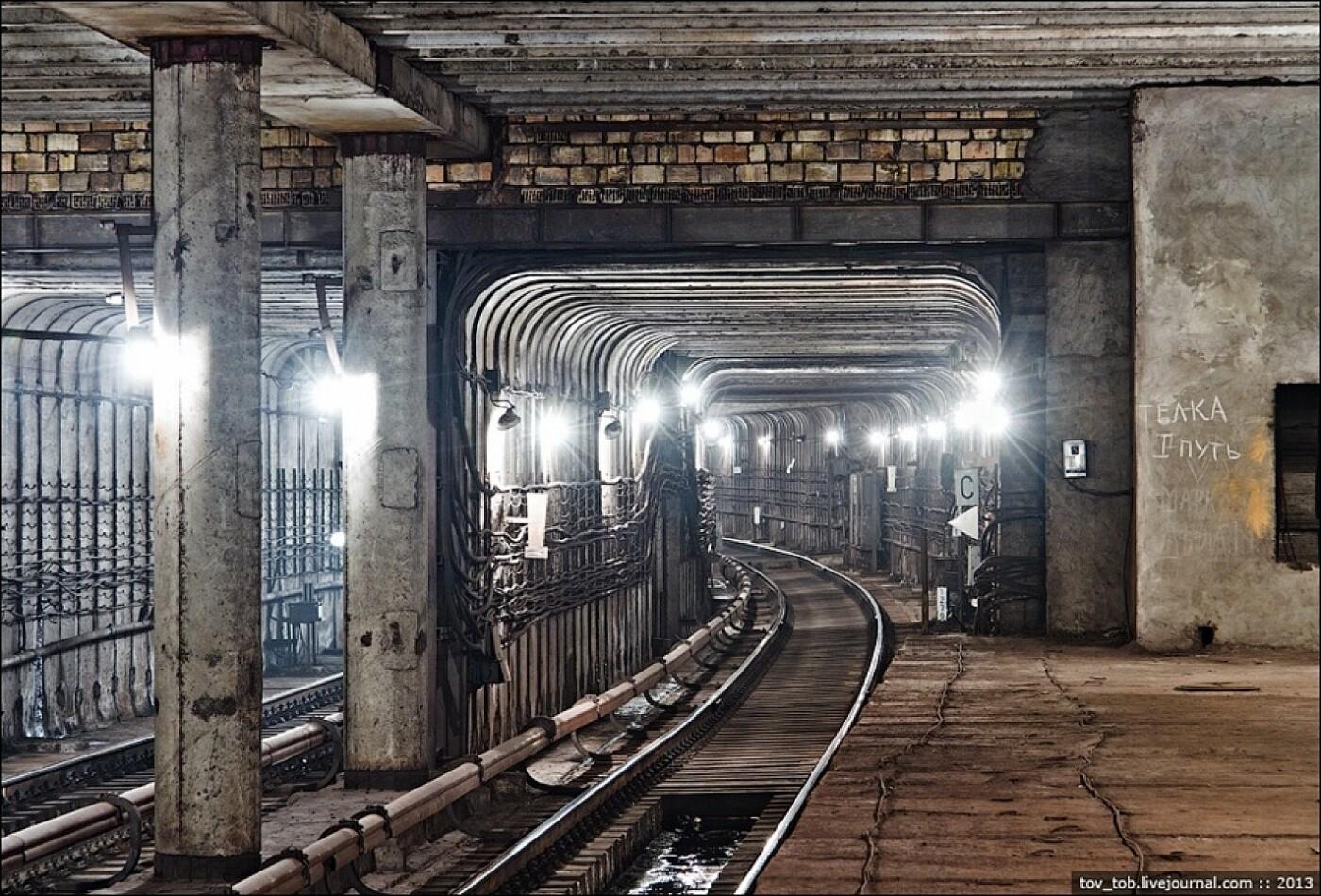 Каким могло быть метро в Киеве. Проекты, о которых забыли, Фото: tob tob livejournal life bodo ua
