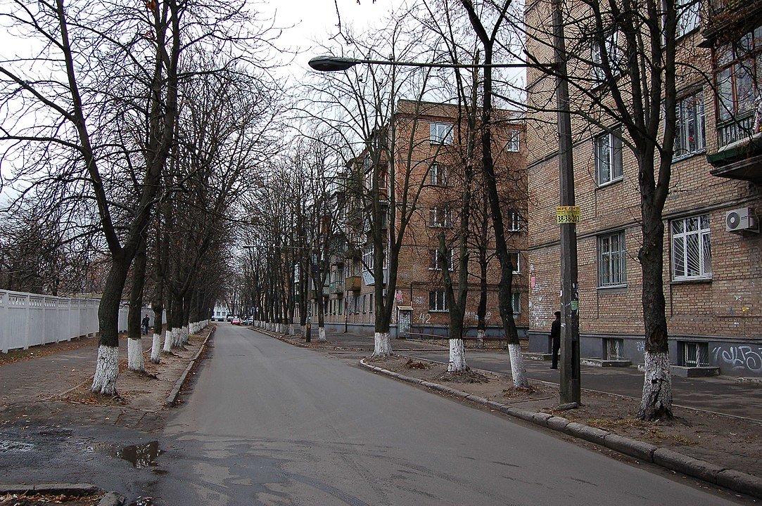 Галаганы, Кудрявец и Липки: микрорайоны Киева и почему они так называются, Фото: Википедия