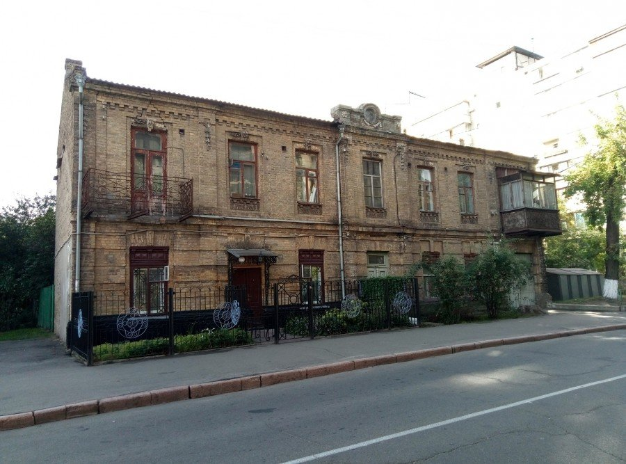 Самые старые дома Киева, которые сохранились до сих пор, Фото: Agritura LiveJournal
