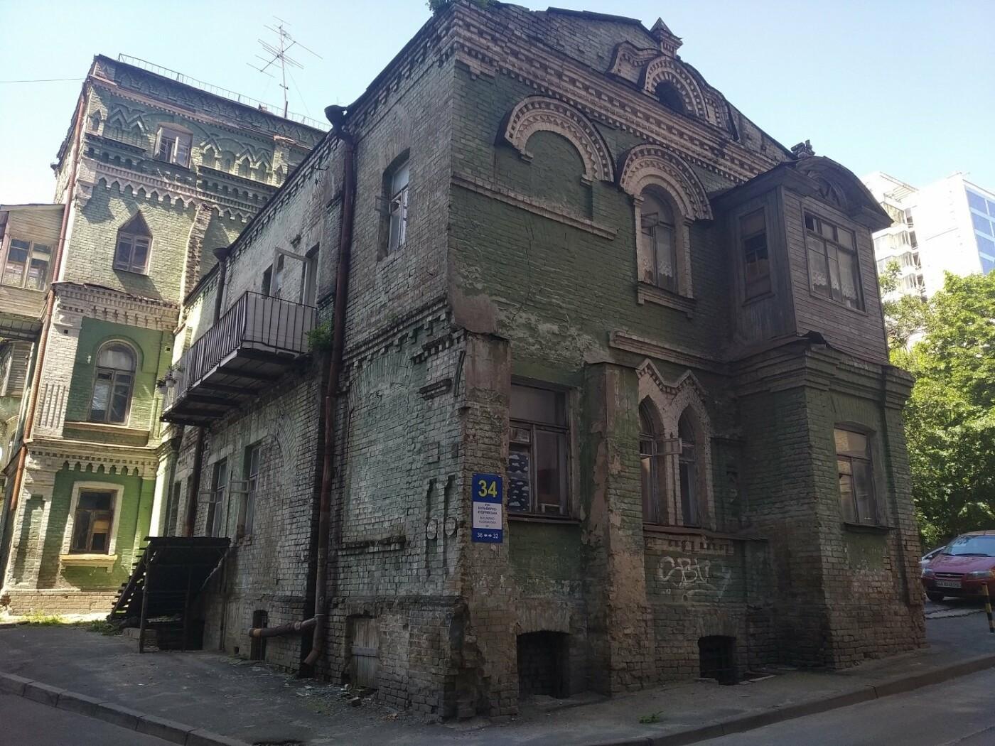Самые старые дома Киева, которые сохранились до сих пор, Фото: Станислав Кучеренко