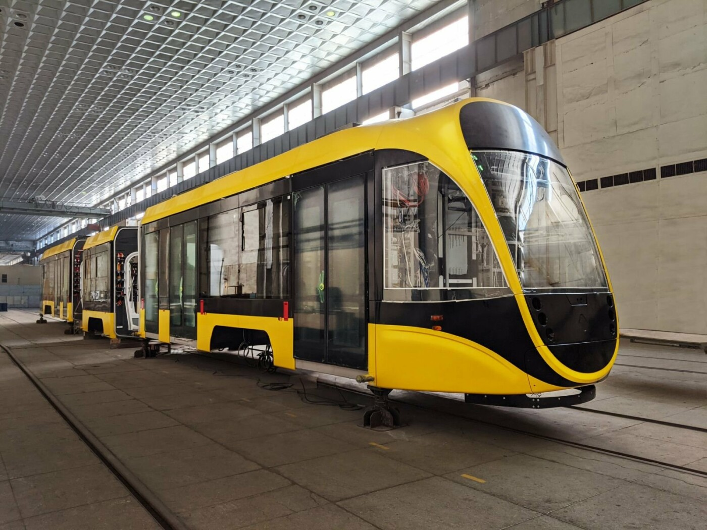 Киев закупит 20 новых одесских трамваев, Фото: сайт Татра-Юг