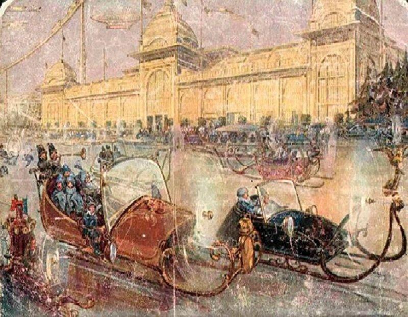 Как в Киеве праздновали Новый год 100 лет назад, ФОТО, Фото: ChangeUA