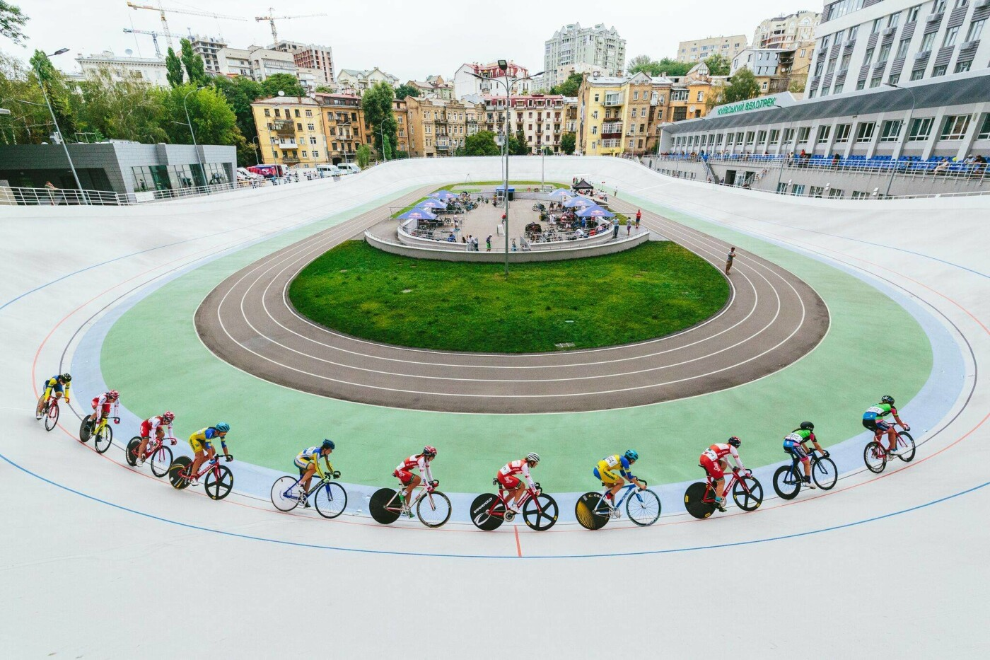 Киевский велотрек: цена за вход, как доехать, ФОТО, Фото: Киевский Велотрек