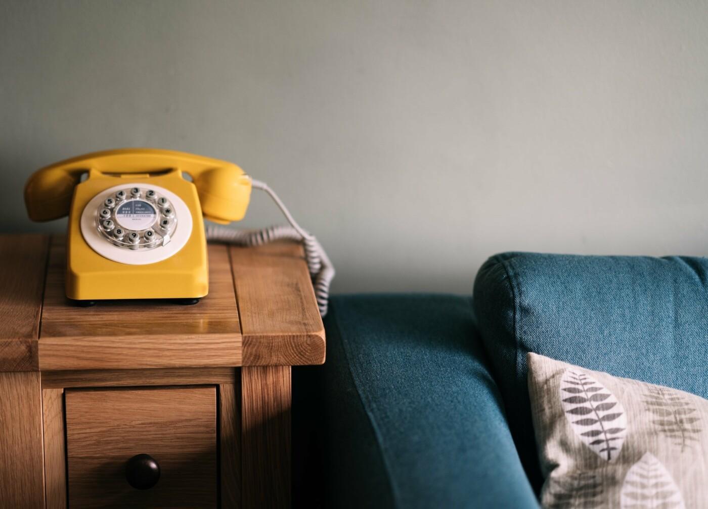 Миг истории: когда и где в Киеве появились первые телефоны, Фото: Annie Spratt
