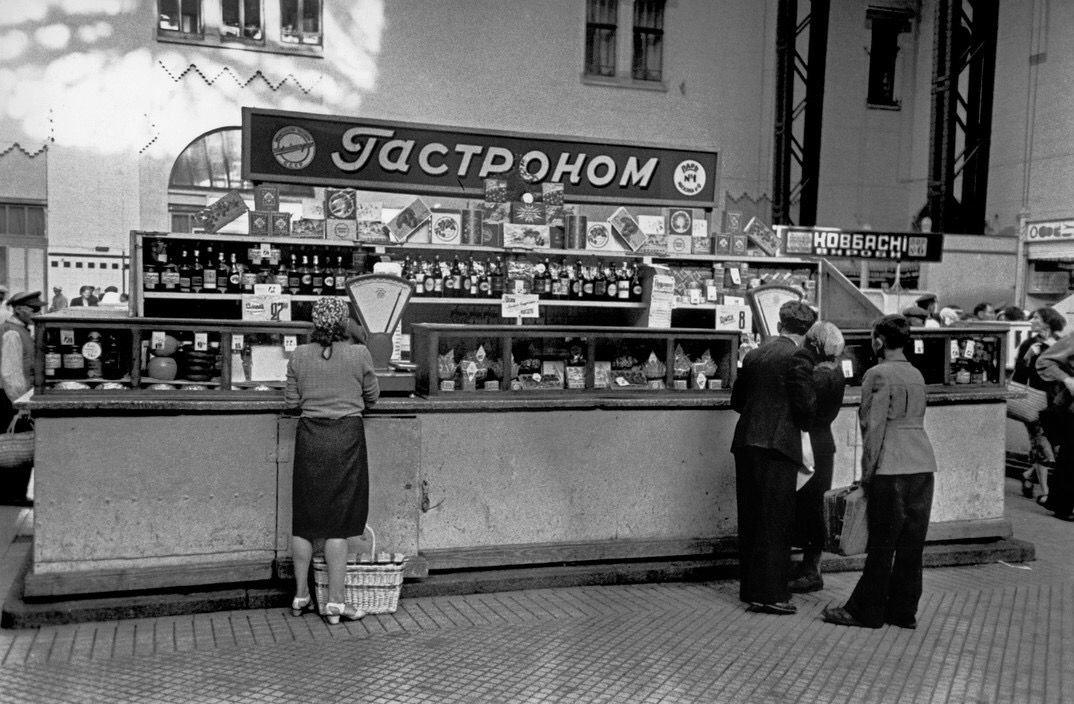 Котлета по-киевски: история появления, Фото: Robert Capa Pinterest