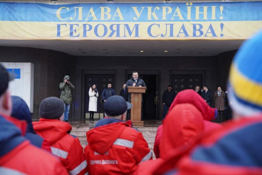 В Киевской области появилось 20 новых машин скорой помощи, Фото: Киевская ОДА