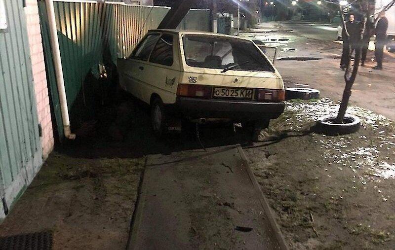В Киеве произошло сразу несколько аварий. Одна — с пожаром, Фото: Соцпортал Dtp Kiev