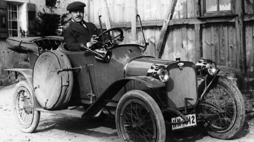 Первые автомобили в Киеве: когда появились и как реагировали киевляне, - ФОТО, Фото: Big Kyiv