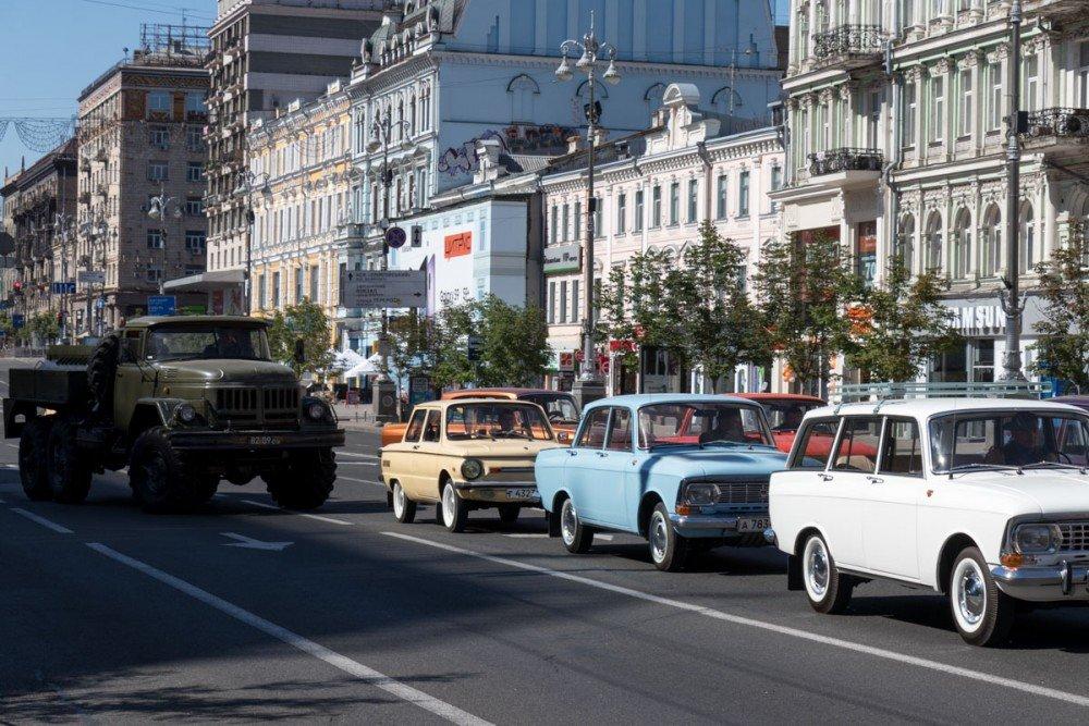 Первые автомобили в Киеве: когда появились и как реагировали киевляне, - ФОТО, Фото: Energynews.su