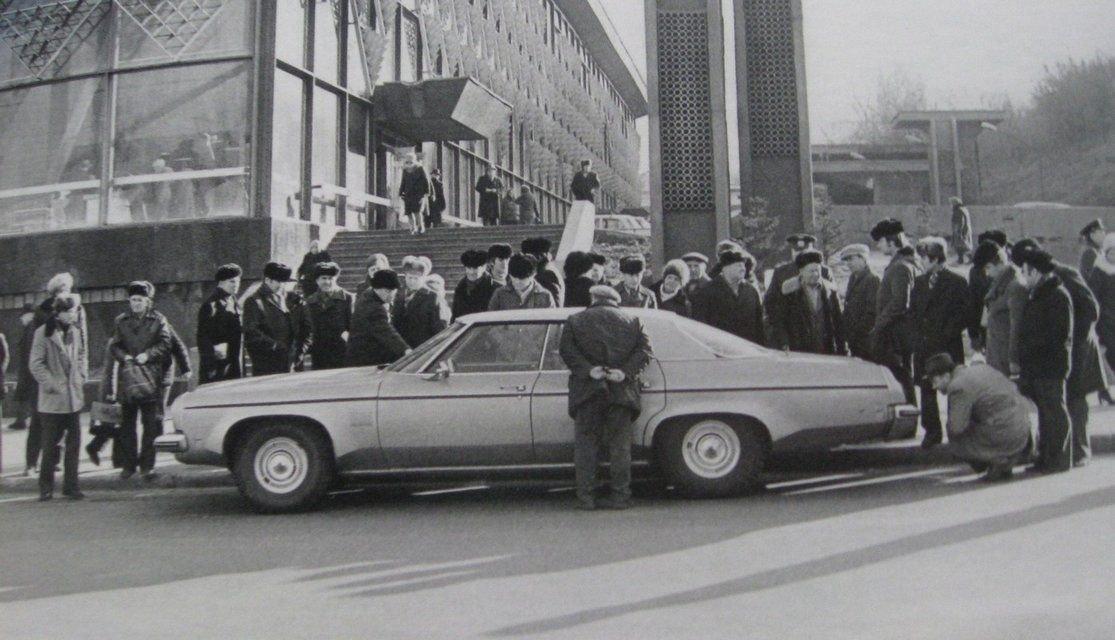 Первые автомобили в Киеве: когда появились и как реагировали киевляне, - ФОТО, Фото: Наш Киев