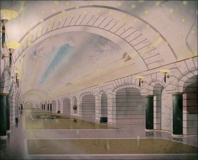 """Станция-призрак и ее история: """"Львовская брама"""" Киевского метрополитена, - ФОТО, ВИДЕО, фото-3"""