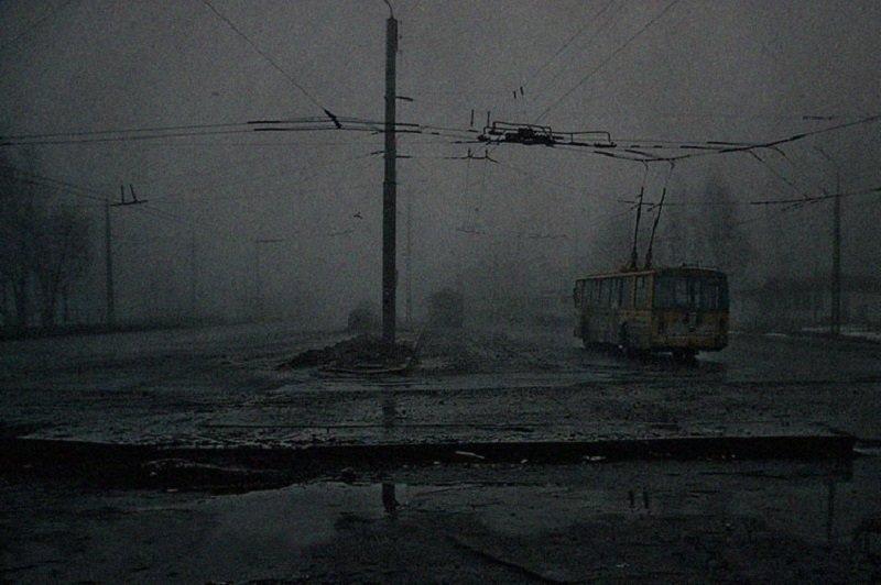 Страшная легенда о проклятом троллейбусе, похищающем киевлян, Фото: Twitter