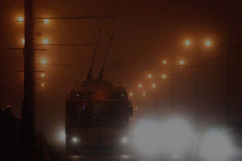 Страшная легенда о проклятом троллейбусе, похищающем киевлян, Фото: Новости Витебска