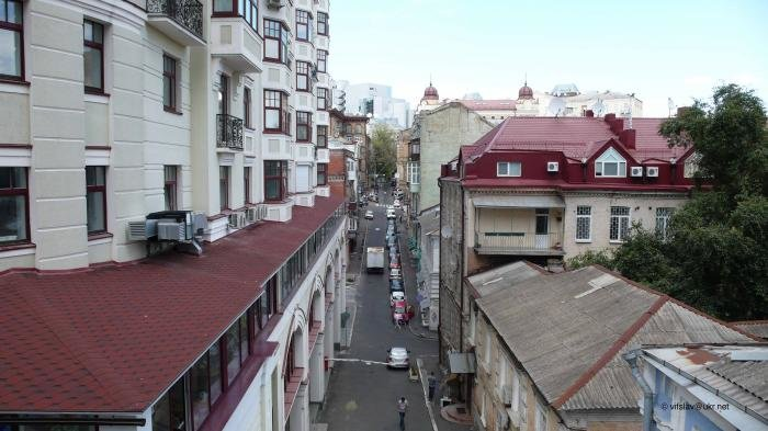 Михайловский переулок, ФОТО: Wikimapia