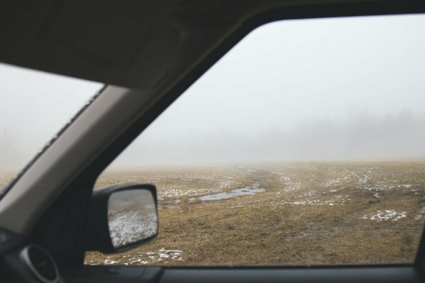 Зимой на чистой машине: ТОП-10 лайфхаков для киевских автолюбителей, Фото: michael browning