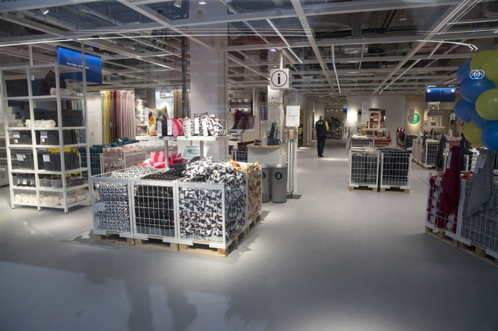 В Киеве заработал первый магазин IKEA., Фото пресс-службы КГГА