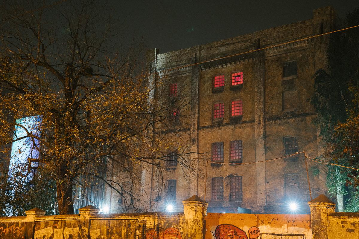 Клуб на Кирилловской