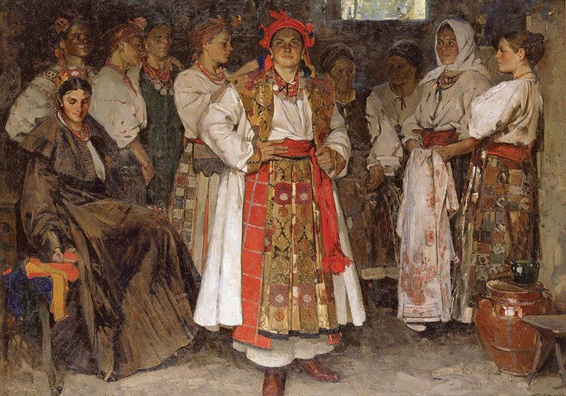 Произведение искусства: история Национального художественного музея Украины в Киеве, - ФОТО