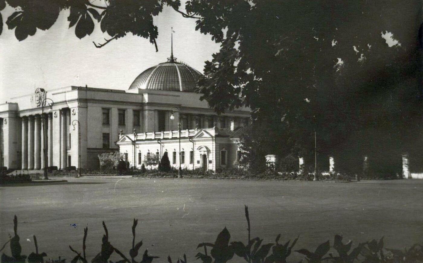 Верховная Рада Украины: когда и как строилось главное здание страны, фото-1