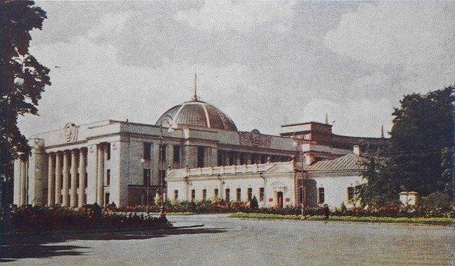 Верховная Рада Украины: когда и как строилось главное здание страны, фото-3