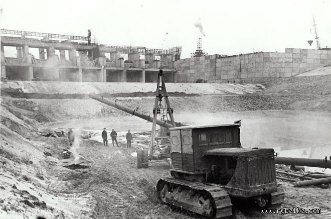 Киевского водохранилища