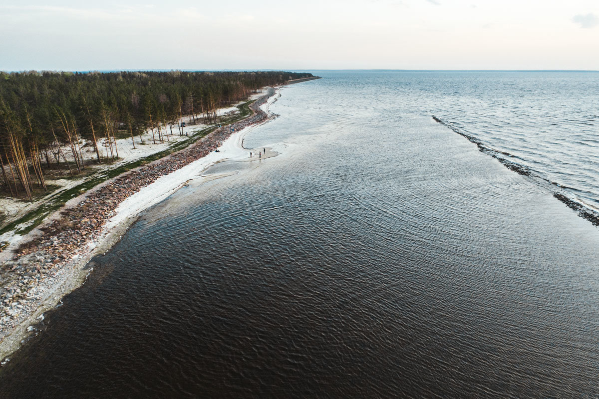 Киевское море, современный вид