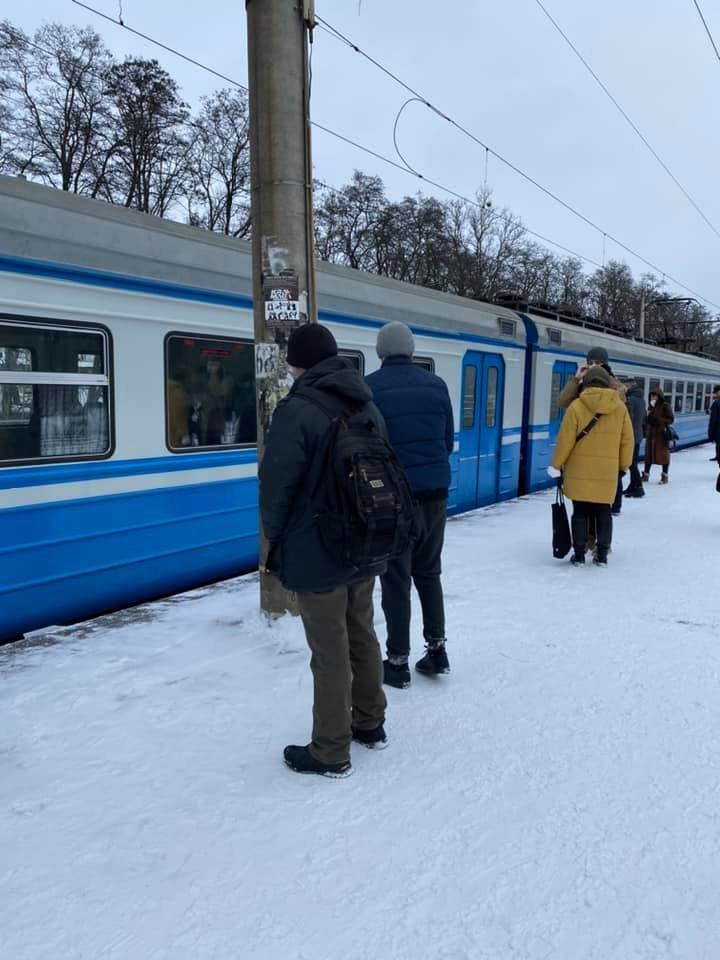 Расписание электричек Тарасовка - Киев., Фото: Yevhenia Nepytaliuk