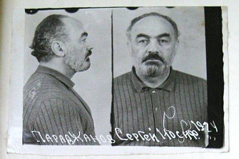 Кинорежиссер Сергей Параджанов, Фото: Википедия