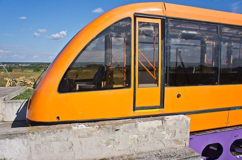 Киевский монорельс: история транспорта будущего, оставшегося в прошлом, - ФОТО, Фото: Интересный Киев