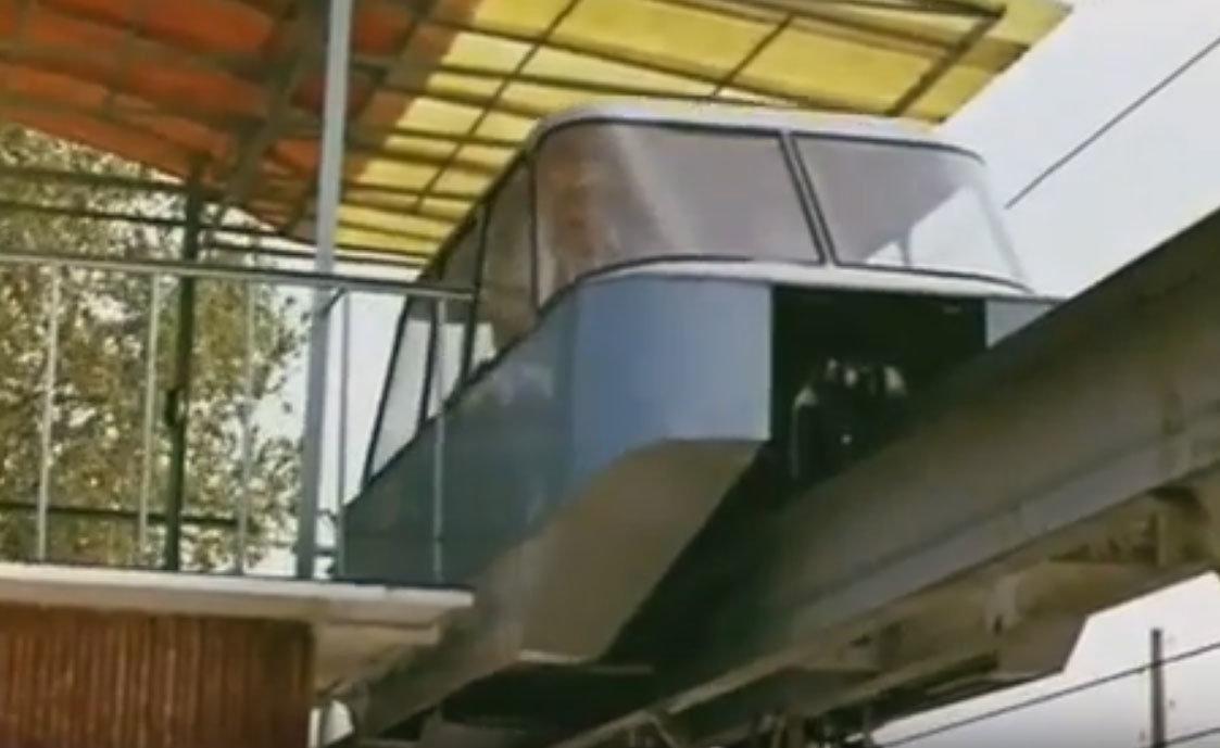 Киевский монорельс: история транспорта будущего, оставшегося в прошлом, - ФОТО, Фото: КПІ