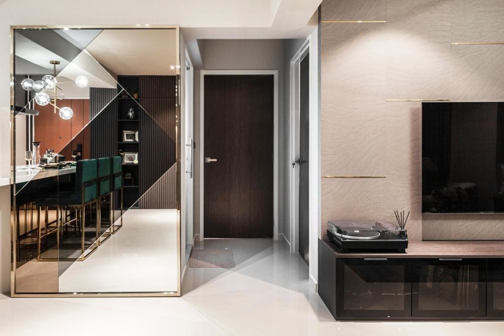ТОП-7 лайфхаков, как организовать пространство в маленькой квартире, - ФОТО, Фото: qanvast