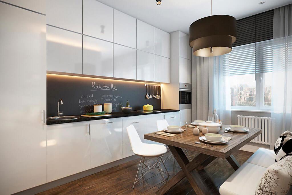 ТОП-7 лайфхаков, как организовать пространство в маленькой квартире, - ФОТО, Фото: Remontkit