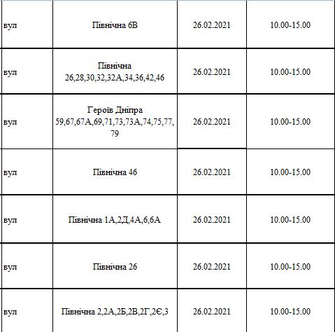 Отключения света в Киеве завтра: график на 26 февраля , фото-2