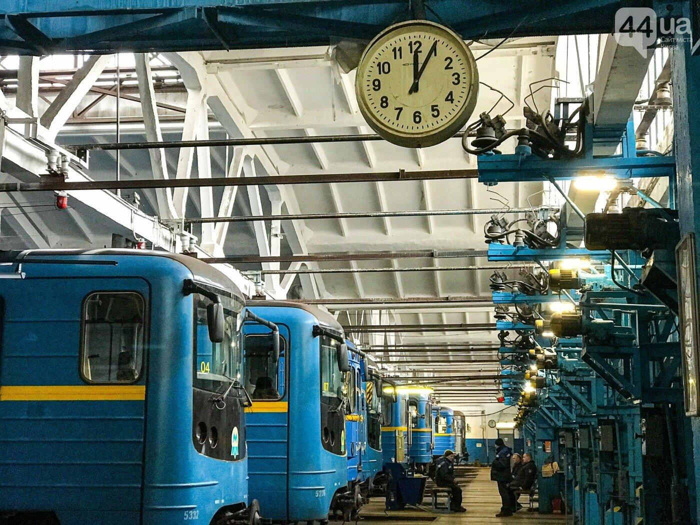 ТОП-15 вопросов о Киевском метрополитене, которые вы хотели задать, - ФОТО, Фото: 44.ua