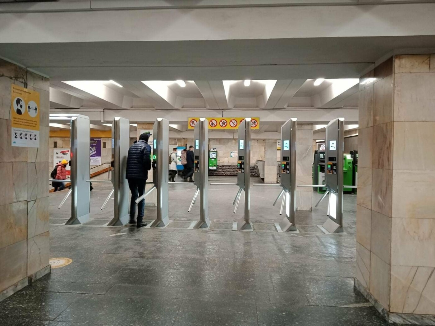 ТОП-15 вопросов о Киевском метрополитене, которые вы хотели задать, - ФОТО, Фото: Метро на Виноградар