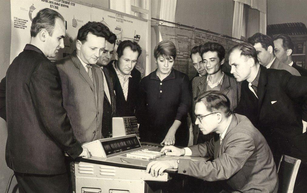 Первый компьютер СССР и Европы: как в Киеве создали счетную машину, - ФОТО, ВИДЕО, Фото: КПІ
