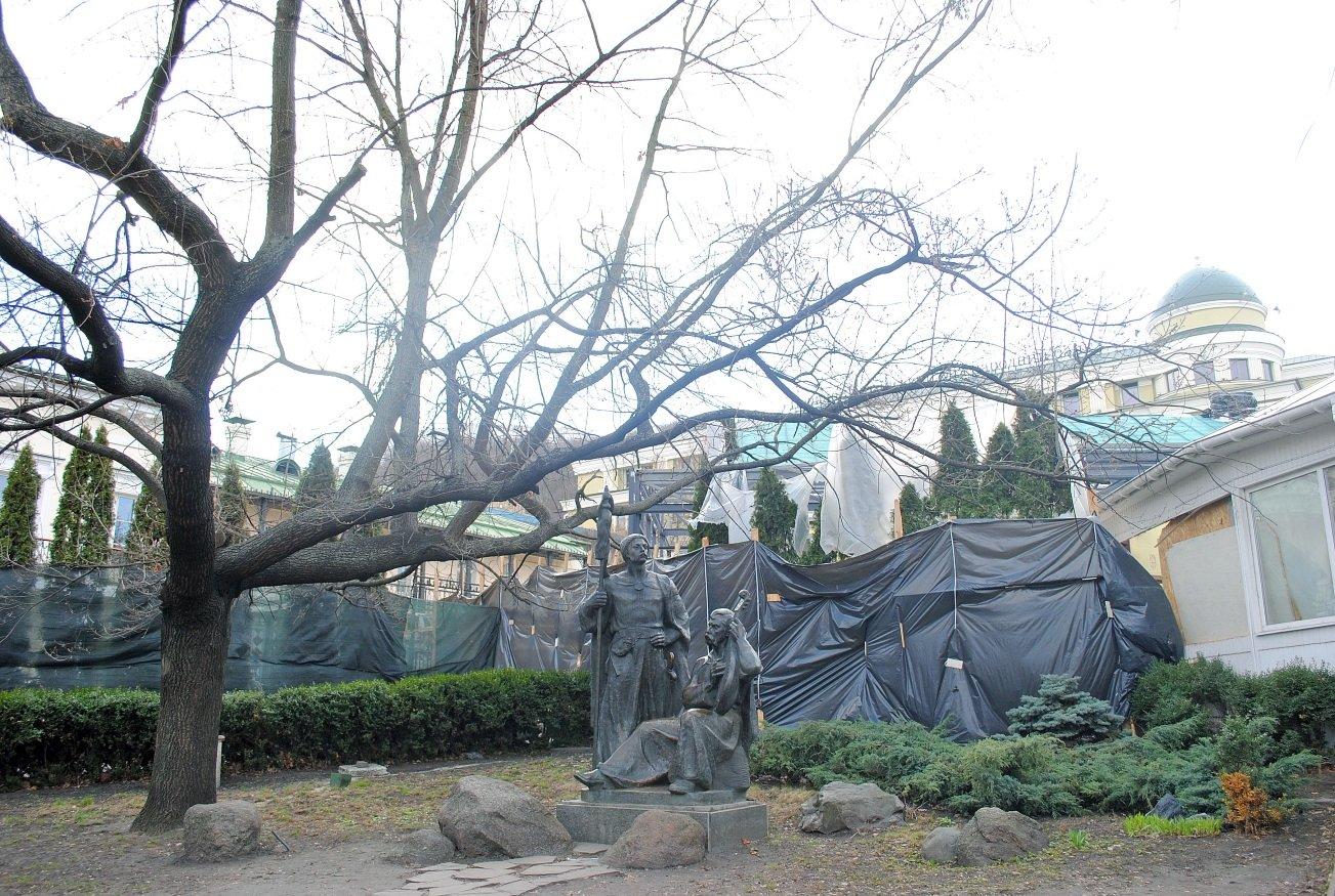 Улица с одним деревом в Киеве: как строилась и развивалась ул. Сагайдачного, - ФОТО, Фото: Наш Киев