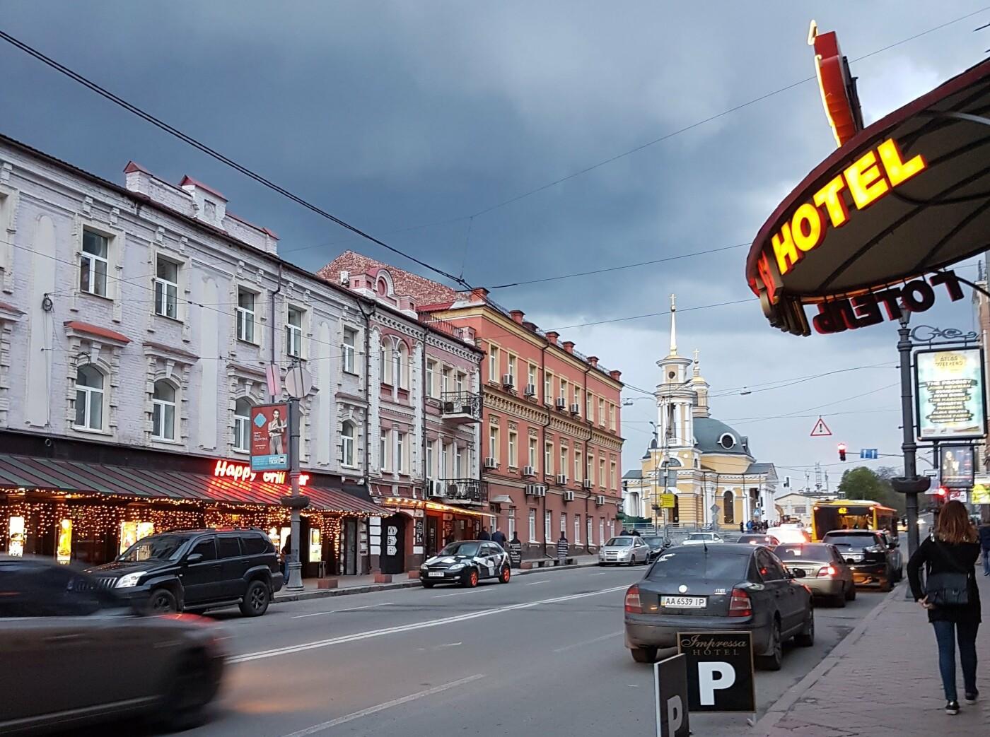 Улица с одним деревом в Киеве: как строилась и развивалась ул. Сагайдачного, - ФОТО, Фото: Vika Vlasenko