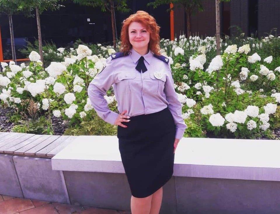 Убитая в Киеве женщина оказалась инспектором Департамента киберполиции, - ФОТО, Фото: Facebook